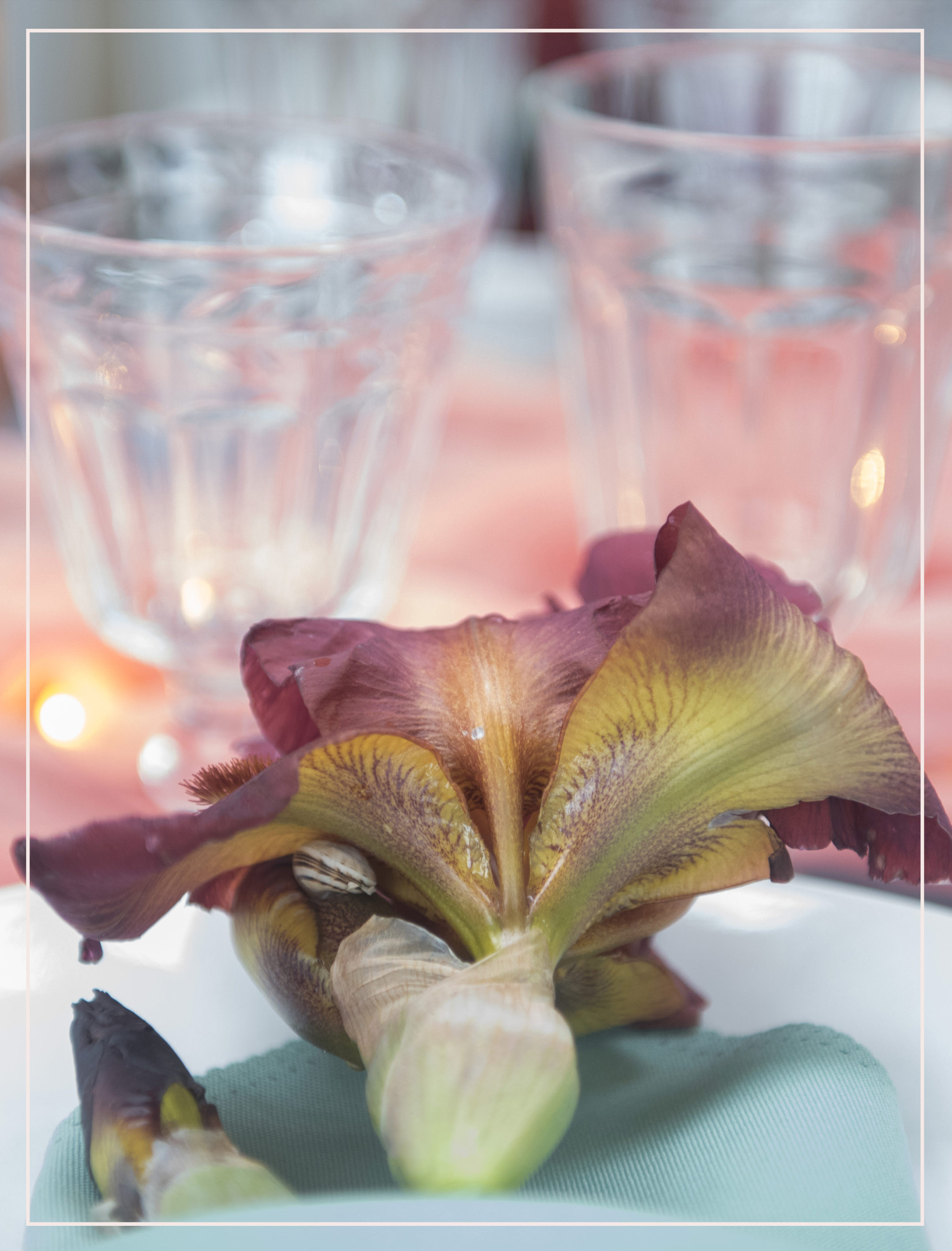 detail wedding deco
