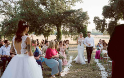 DEALING WITH HOT WEATHER ON YOUR WEDDING DAY