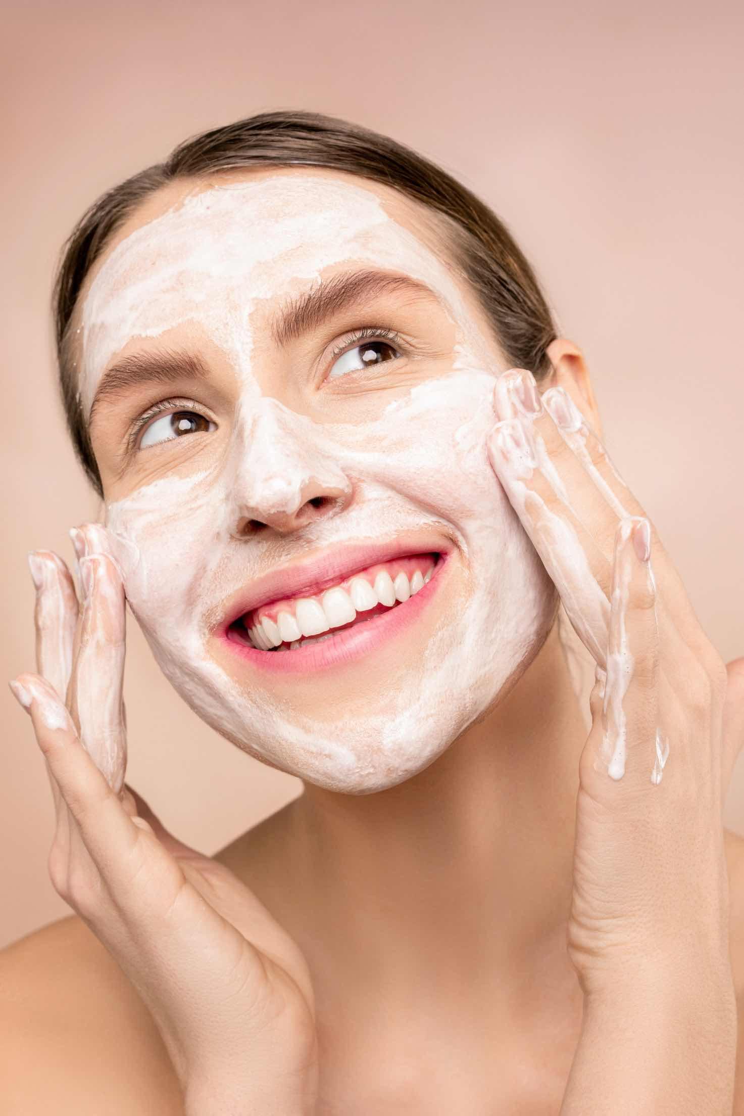 skincare routine exfoliant