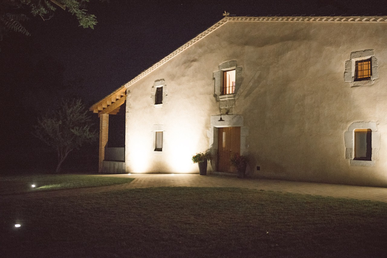A preserved Spanish farmhouse