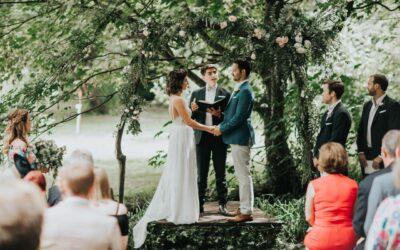 SUMMER WEDDING TRENDS 2021