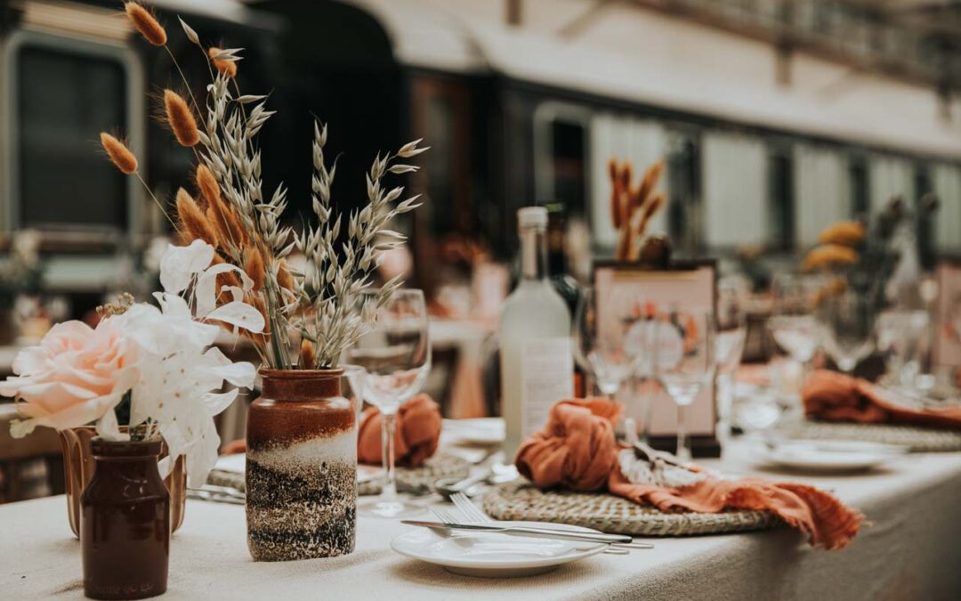 HOW TO MAKE YOUR WEDDING SUSTAINABLE